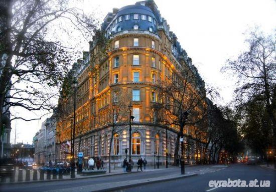 Набор рабочих в Отели Лондона от 4 звезд - Работа в Англии