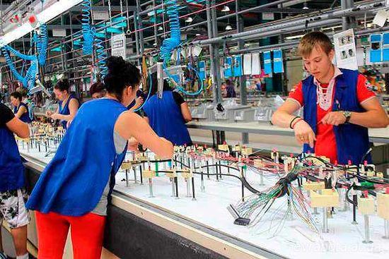 Работа на заводе вакансии для девушек ксения князева рост