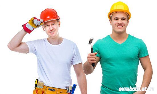 Строители (железо-бетонные конструкции) бригада ищет работу за рубежом - Работа в Украине