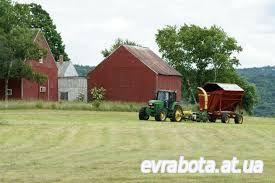 Вакансии в сельском хозяйстве Германия для мужчин с ЕС документами - Работа в Германии
