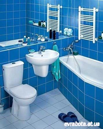 Вакансія плиточники класти плитку у ванних кімнатах в Німеччині за кордоном - Работа в Германии