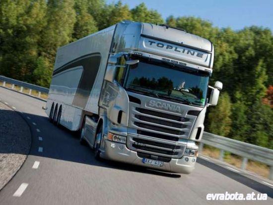 До Польщі терміново потрібен водій з правами категорії С + Е - Работа в Польше