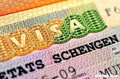 оформить визу шенгенскую Одесса