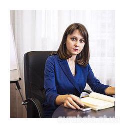 Директор компании Шендрикова Марина